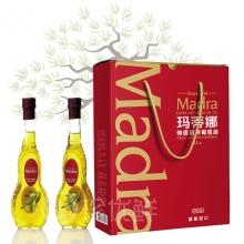 玛蒂娜特级初榨橄榄油(耀世尊享花瓶)500ml*2礼盒装