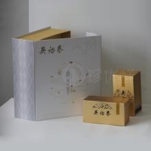 吴裕泰茶叶(裕泰红茶祁门红茶礼盒)