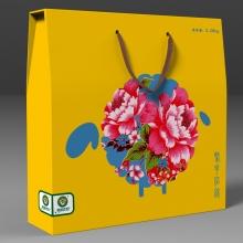 果园老农繁花似锦干果礼盒