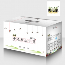 御之满野生菌(山珍御品野山珍礼盒)礼品卡/配送劵