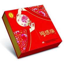 宫颐府月饼-锦绣缘月饼礼盒