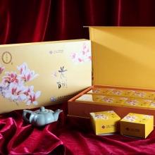 宫颐府月饼-花韵月饼礼盒