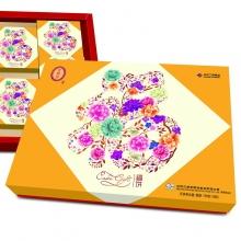 宫颐府月饼-福饼月饼礼盒