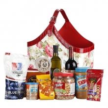 【停销】端午节进口食品(环球尊典)进口食品礼篮