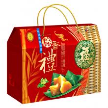 宫颐府粽子【粽香礼】粽子礼盒