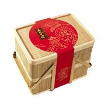 五芳斋粽子韵味五芳礼篮(粽子/咸鸭蛋/绿豆冰糕)
