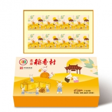 北京稻香村月饼(乐享美味)月饼礼盒
