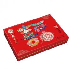 北京稻香村月饼(喜福)月饼礼盒