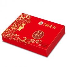 北京稻香村月饼(京秋有戏)月饼礼盒