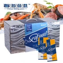 馨海渔港海鲜-馨海良品海鲜组合大礼包/礼品卡/礼品劵