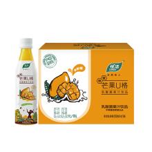 中粮悦活芒果U格乳酸菌果汁饮品