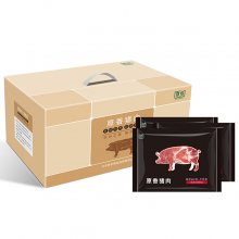 首农商业连锁京乡原香猪肉C款礼盒