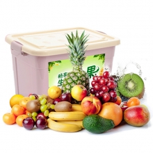 珍优鲜水果「尊享果恋情488型」水果礼盒