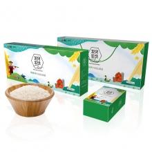 首农双河鸭田米古法长粒香米礼盒